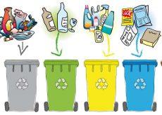 La Guida - Ritiro sacchetti raccolta rifiuti porta a porta