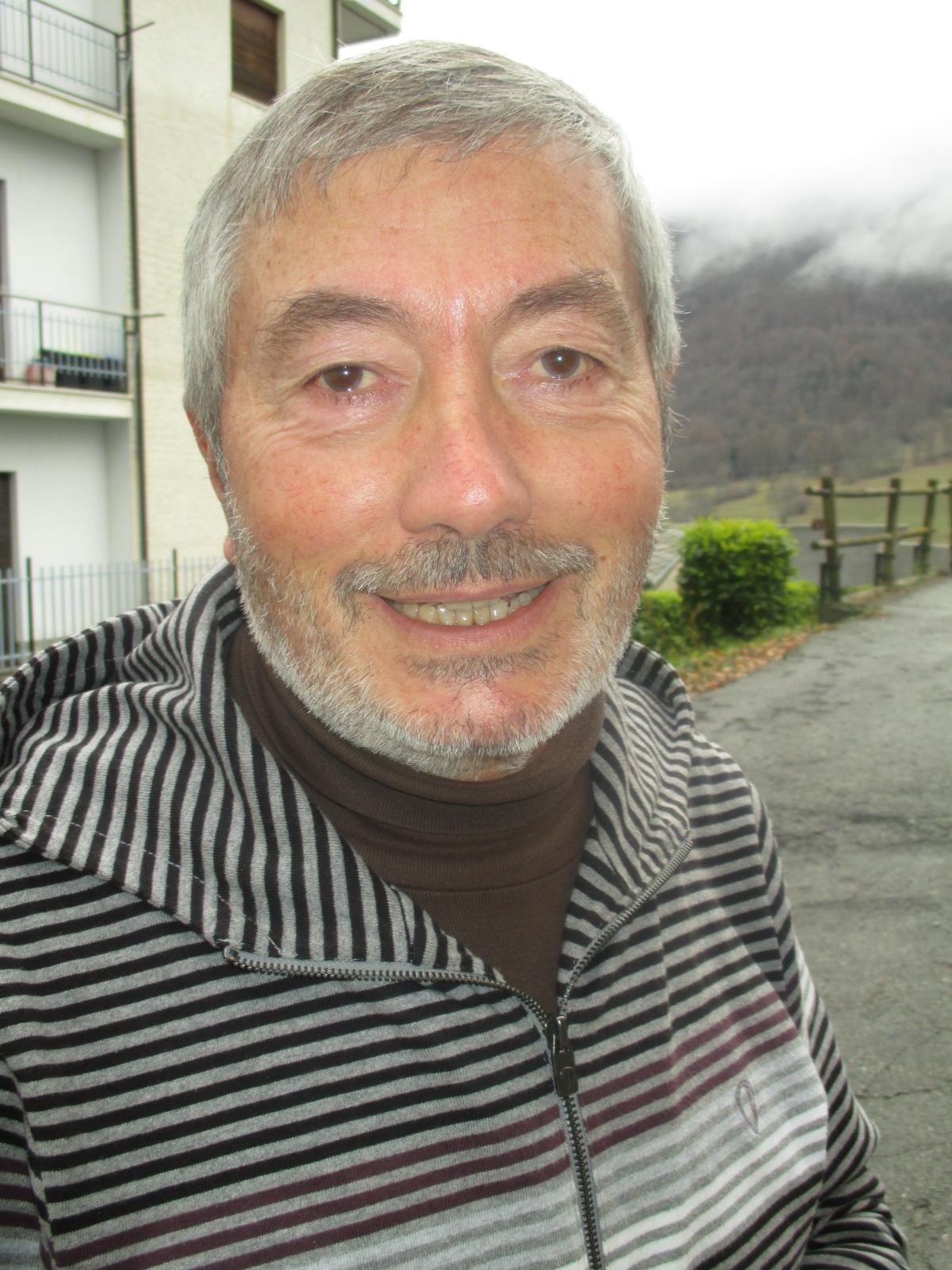 Baralis Renato, presidente casa di riposo di Sampeyre