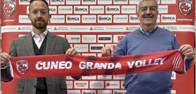La Guida - L'imprenditore argentino José Cartellone, nuovo presidente di Cuneo Granda Volley