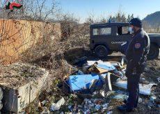 La Guida - 6.383,34 euro di multa per 1.500 metri cubi di rifiuti abbandonati