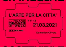 """La Guida - """"L'arte per la città"""", incontro online con Domenico Olivero"""