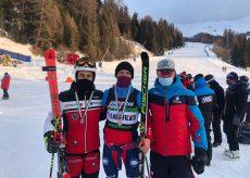 La Guida - Oro e argento tricolore per Fabio Allasina ed Edoardo Saracco