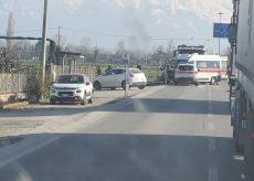 La Guida - Incidente stradale sulla Cuneo-Villafalletto