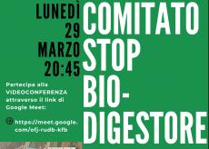 La Guida - Videoconferenza sulle criticità del biodigestore di Borgo San Dalmazzo