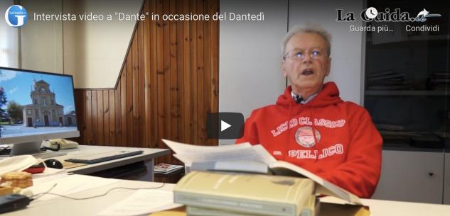 """La Guida - La video intervista a """"Dante"""" citata da Avvenire"""