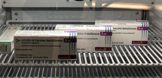 La Guida - In Piemonte somministrate 1.246.136 dosi di vaccino