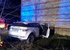 La Guida - Schianto contro un muro, muore un 57enne a Centallo