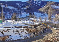 La Guida - Sei mesi fa l'alluvione: a che punto sono i lavori a Limone?