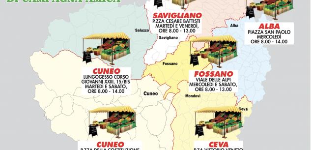 La Guida - I mercati di Campagna Amica, dove agricoltori e consumatori s'incontrano