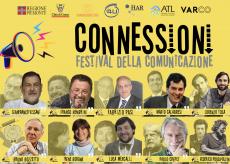 """La Guida - Dal 16 aprile c'è """"Connessioni"""", il festival della comunicazione"""