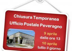 La Guida - Peveragno, chiusura dell'ufficio postale per lavori