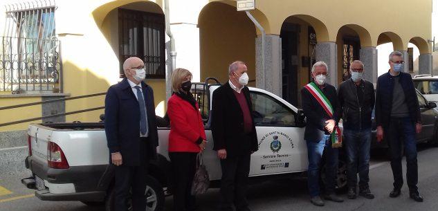 La Guida - A Sant'Albano arriva un nuovo Fiat pick up