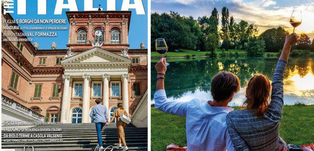La Guida - Con ATL del Cuneese la Granda protagonista sulla rivista That's Italia