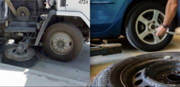 La Guida - Da giovedì 15 aprile, pulizia strade e cambio gomme invernali