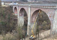 La Guida - Gaiola, completata la prima parte dei lavori sul Ponte dell'Olla
