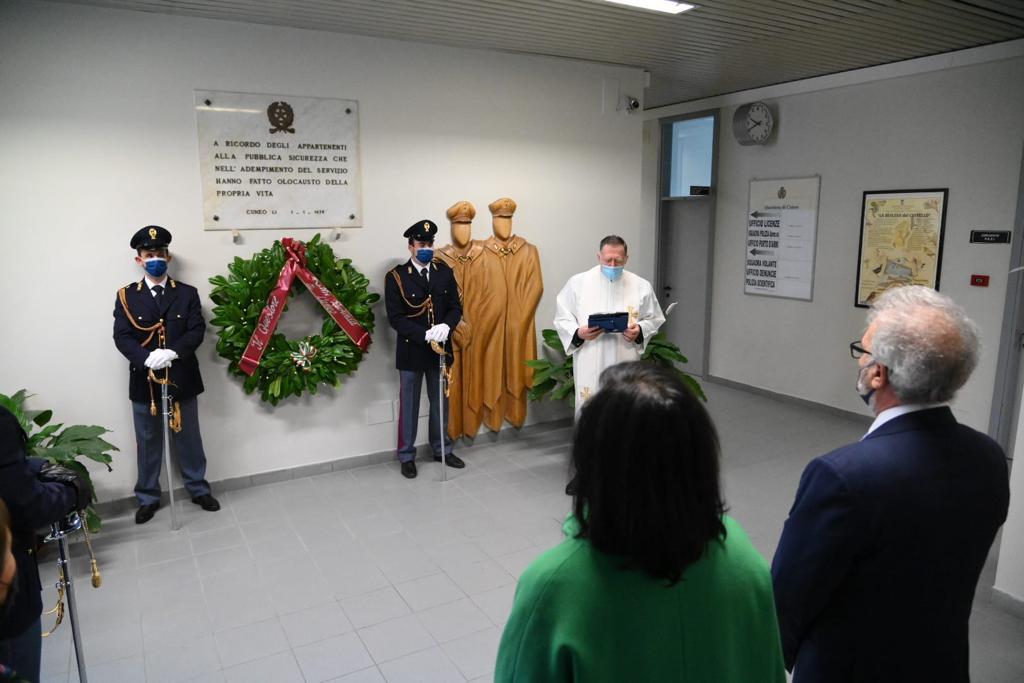 Cuneo - Festa della polizia di Stato