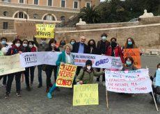 """La Guida - Da Cuneo Roma per dire """"Si alla scuola… in presenza"""""""