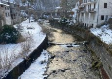 La Guida - Lavori sul Grana a Pradleves e Castelmagno