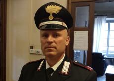 La Guida - Il maresciallo Andrea Palazzolo lascia la caserma di Peveragno