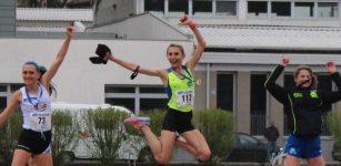 La Guida - Lorenza Beccaria campionessa regionale nei 10.000 metri