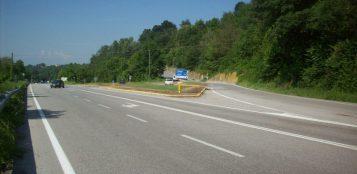 La Guida - Una nuova rotonda sulla fondovalle Tanaro a Clavesana