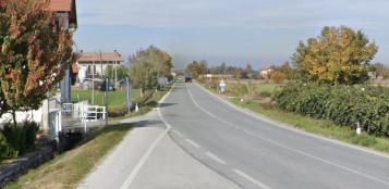 La Guida - Sensi unici e scavi per la rete del gas metano a Cuneo e dintorni