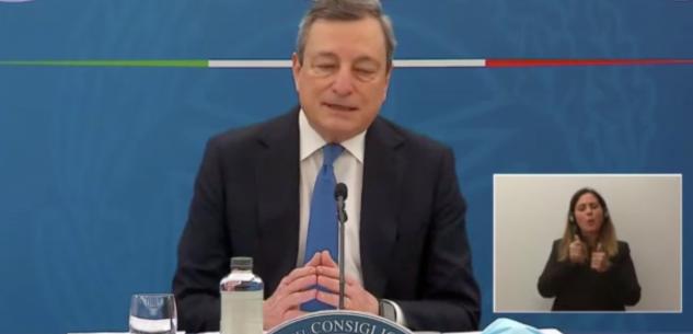 La Guida - Dal 26 aprile l'Italia riparte, Draghi fissa il calendario delle riaperture