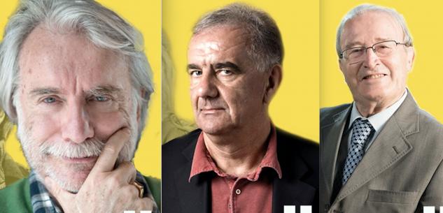 """La Guida - Gene Gnocchi, Mario Giuliacci e Paolo Crepet tra gli ospiti di """"Connessioni"""""""