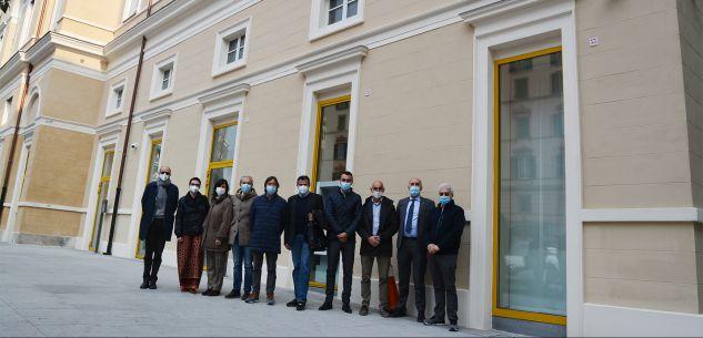 La Guida - Nuova sede per la filiale della Banca di Pianfei a Savona