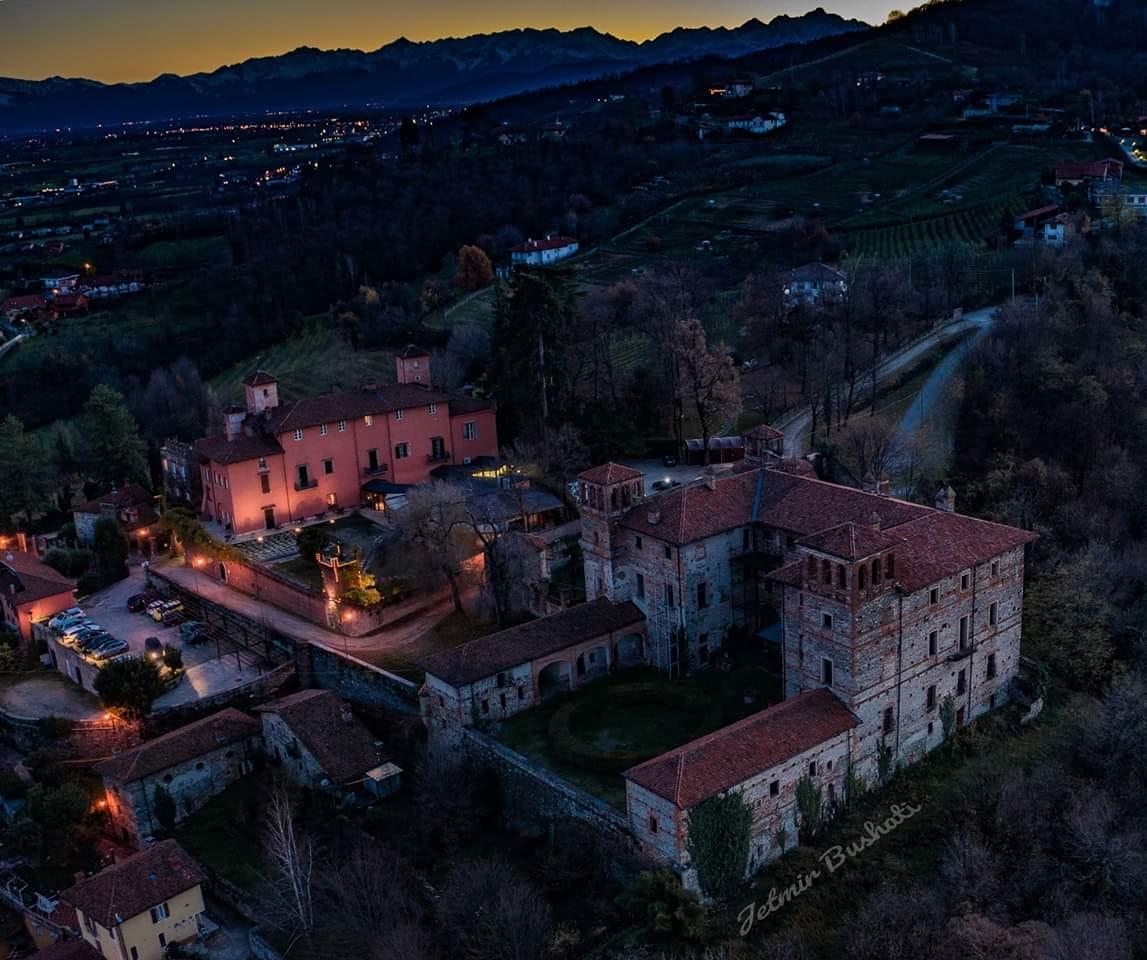 La collina di Costigliole Saluzz (foto Jetmir Bushati)