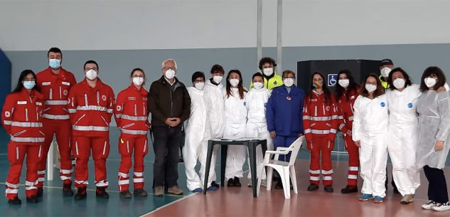 La Guida - In funzione nuovo centro vaccinale a Morozzo