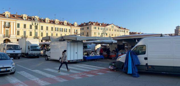 La Guida - Dopo sei martedì di assenza oggi torna il mercato in piazza Galimberti