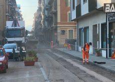 La Guida - Nuovi asfalti lungo via Coppino a Cuneo