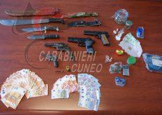 La Guida - Spacciavano a casa, arrestati due uomini nel cebano