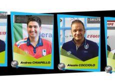 La Guida - Cometto, Chiapello, Rizzi e Cocciolo ai Masters de Petanque 2021