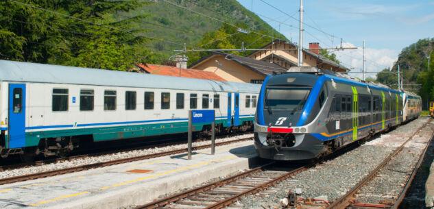 La Guida - In treno a Ventimiglia solo a fine 2021