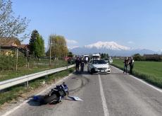 La Guida - Incidente stradale tra Cerialdo e Passatore