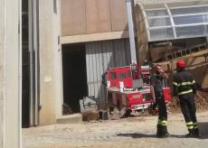 La Guida - Giovane operaio soccorso dai Vigili del Fuoco (VIDEO)