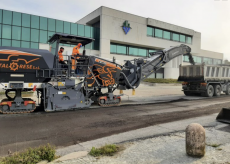 La Guida - Nuovi asfalti sulle strade provinciali per il Giro d'Italia 2021