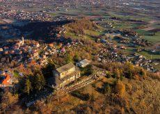 La Guida - Riaperta la strada per il santuario di San Maurizio e Madonna degli Alpini
