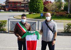 La Guida - Bernezzo ringrazia e tifa Diego, campione italiano di handbike (video)