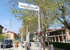 La Guida - Borgo, fiori nelle strade dedicate ai partigiani