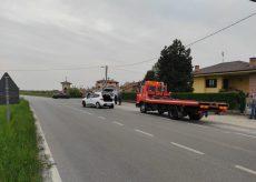 La Guida - Incidente stradale sulla provinciale Busca-Dronero