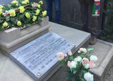 La Guida - Morozzo, l'omaggio del sindaco Mauro Fissore ai partigiani