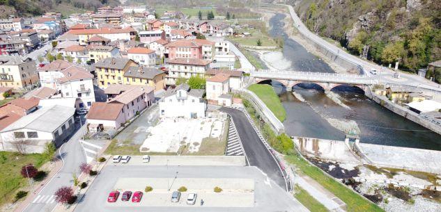La Guida - Cambia la viabilità dell'area industriale a Venasca