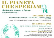 """La Guida - """"Il pianeta che speriamo. Ambiente, lavoro e futuro #tutto è connesso"""""""