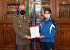 La Guida - Marta Bassino premiata a Roma dal capo di Stato Maggiore dell'Esercito