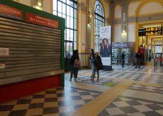 La Guida - Cuneo: la stazione senza edicola e bar (video)