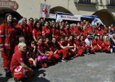 La Guida - La Croce Rossa di Peveragno celebra la Giornata internazionale della Cri