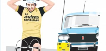 La Guida - Ciclismo senza riflettori, a un centimetro dalla gloria